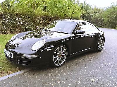 Porsche 911 3.8 997 Carrera 4S Tiptronic S AWD 2dr 2006 COUPE