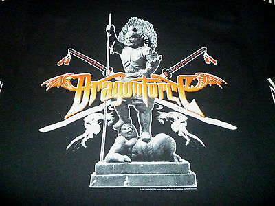 Dragonforce Shirt ( Used Size L ) Very Nice Condition!!!