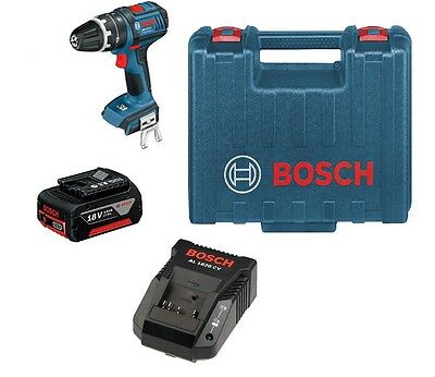 Bosch GSB 1800 18V 3Ah Li-Ion Cordless Combi Drill GENUINE UK fast delivery