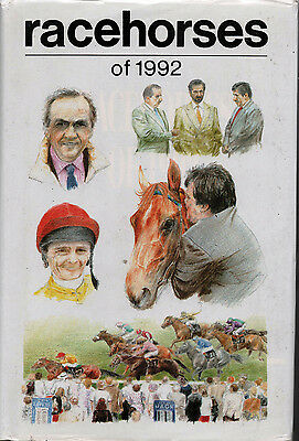 Timeform Racehorses of 1992 annual publication
