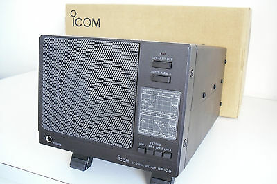 Icom Sp-20 External Speaker...........................radio_Trader_Ireland.