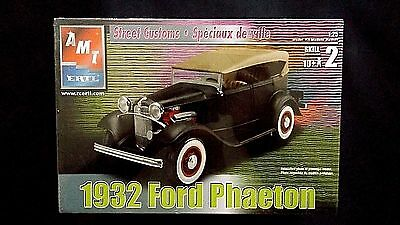 Model Kit 1932 Ford Phaeton Custom AMT 1:25 Street Customs