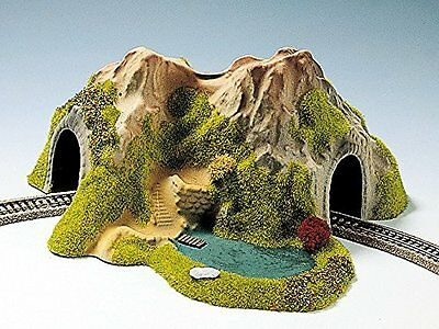 Noch 34660 25 x 25 cm Curved Tunnel Single Track Landscape Modelling