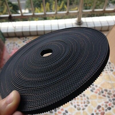 5 meter GT2-6mm open timing belt width 6mm GT2 belt