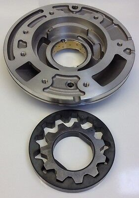 Mitsubishi Magna F4A51 V6 4 Speed Auto Trans Oil Pump Cover With Gears