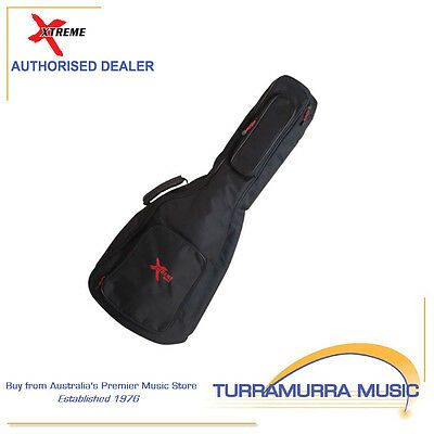 Xtreme Heavy Duty Padded Electric Bass Guitar Gig Bag - Nylon