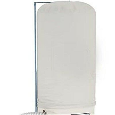 """Replacement 15"""" Diameter x 24"""" 1 Micron Upper Dust Bag for Wood Dust Collector"""