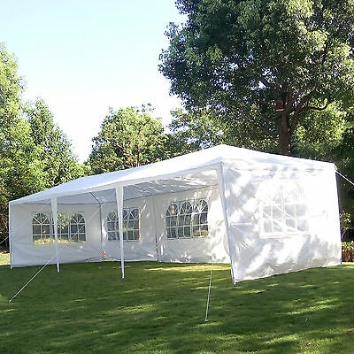 Party Outdoor Tent PE Garden Gazebo Marquee Canopy Awning Wedding New Arrived