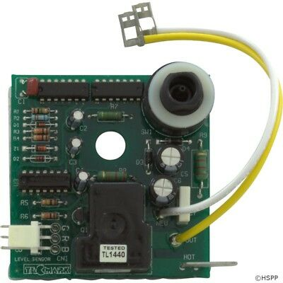 Timer Board 120Vac 1Hp W/Level Connector