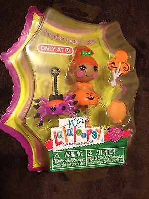 NEW Mini Lalaloopsy Pumpkin Candlelight Target Exclusive 2013 Edition