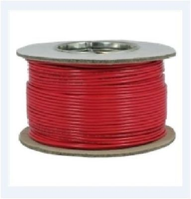Tri-rated Panel & Conduit Cable 1.00mm² 18AWG 17Amp 600V Red