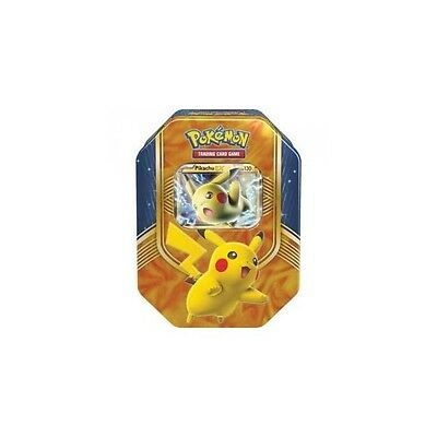 Pokébox Noël 2016 : Pikachu  EX, The Pokémon Company