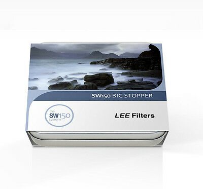 Lee Filters SW150 Big Stopper 150x150mm