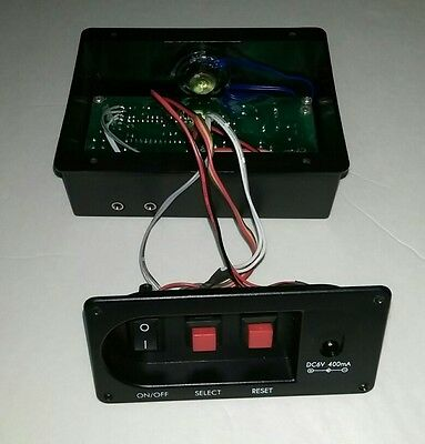 halex rod hockey power control switch on/off