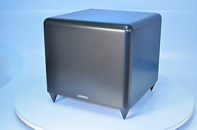 AUDICA CS-SUB8 Powered Subwoofer New-In-Box