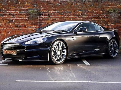 2010 Aston Martin DBS 6.0 V12 Touchtronic Carbon Black Edition