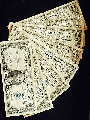 1957 STAR NOTE Silver Certificate LOWEST PRICE ON EBAY * FREE SHIPPING!