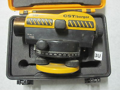 CST/berger 24x Automatic Optical Level with Hard Case