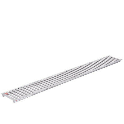 ACO Polished Stainless Steel Grating 1m for HexDrain and RainDrain