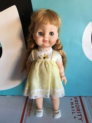 """Vogue Baby Doll Ginny with Original Dress and Shoes 12"""""""