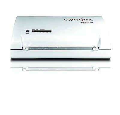 Swedex pouchjet|®pro II - Laminating System incl. 110 Laminating Pouches