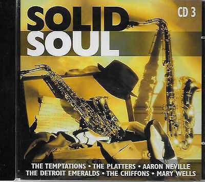 Solid Soul - The Temptations,The Platters,Aaron Neville,Mary Wells...CD 3 - 2000