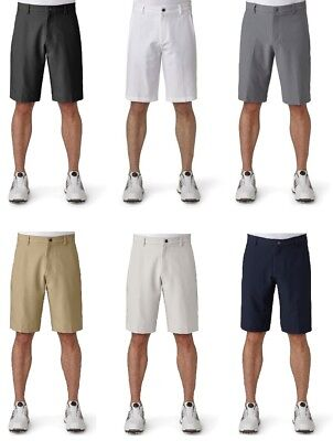 Adidas Ultimate 365 3-Stripes Short Golf Shorts - New 2017 - Pick Size & Color!