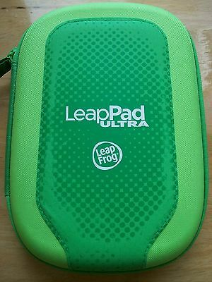**clearance** Leapfrog Leappad Ultra Green Carry Case