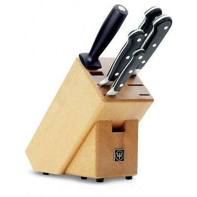 Wusthof Trident - Classic 6pc Professional Knife Block Set (Made in Germany)