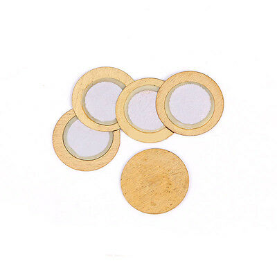 Piezo Ceramic Element Copper Buzzer Film Beeper 12MM 20MM 27MM Kit Set New!!