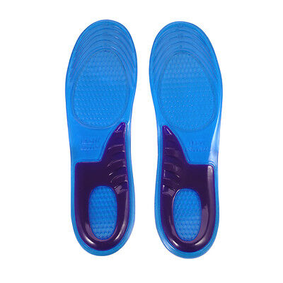 Mens Arch Inshoes Innersole Womens Orthotic Insoles GEL Sports Running Insoles