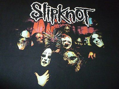 Slipknot 2004 Shirt ( Used Size XL ) Good Condition!!!