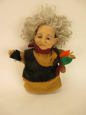 """Vintage Berenguer Great 11 Forest Collection """"Grandma"""" Doll"""