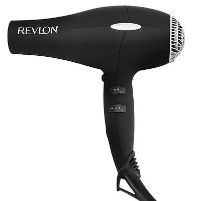 Revlon 2000W Black Diamond Professional Salon Series Ionic Hair Dryer RRP $129