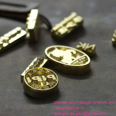 A Customized Brass Stamp Punch, All Size,Fabrication Service, Custom brass Stamp