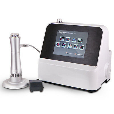 Pain System Slimming Shock Wave Machine Weight Loss Ultrasonic Cellulite Removal