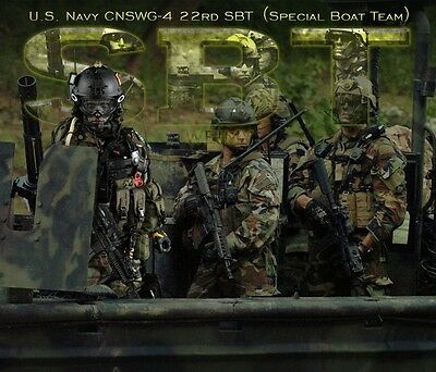 DRAGON IN DREAMS DID 1/6 MODERN WEIMY US NAVY CNSWG-4 22nd SBT SPECIAL BOAT TEAM