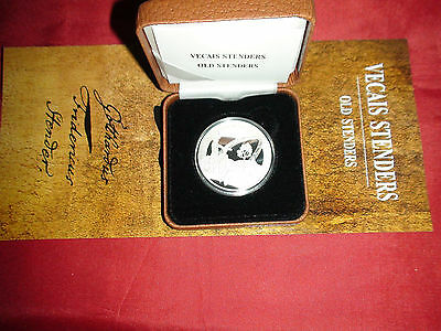 OLD STENDERS SILVER COINS  5 EURO PROOF condition 2014 -YEAR  = 1 coins