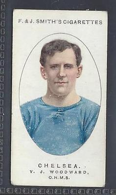 Smith - Football Club Records - #28 Chelsea, V J Woodward