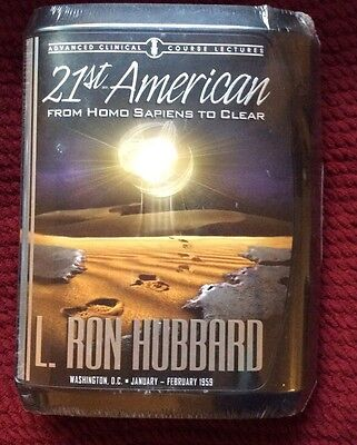 L Ron Hubbard Scientology 21st American New Sealed