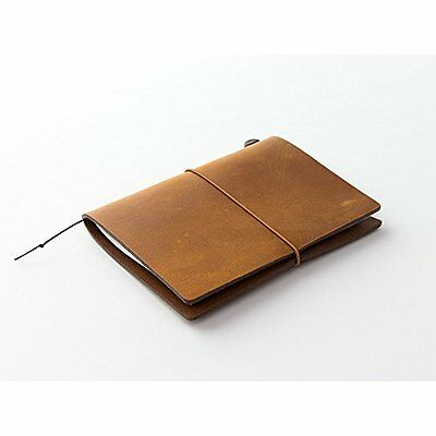 Traveler's notebook Passport size camel 15194006