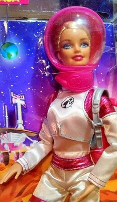 2013 Barbie Astronaut Doll From Fabulous Careers