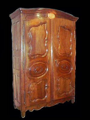 Antique 18th Century French Louis XV Style Grand Armoire (c.1794)