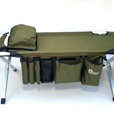 Earth Products Store Earth Products Jamboree Military Style Folding Cot with