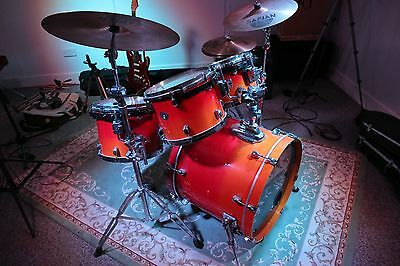 Tama Starclassic Full Drum Kit With Hardware, Cymbals & Pedal