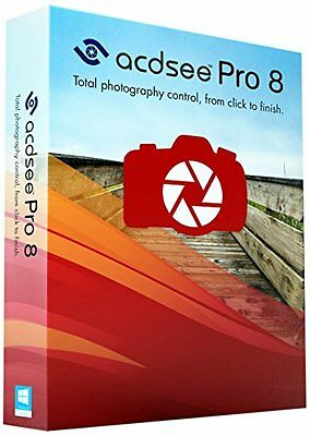 ACDSEE Systems:  ACDSee Pro 8 acdsee Box deutsch CD/DVD + DriverGenius 12 CD