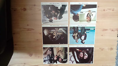 6 Time After Time Original Large Lobby Cards.