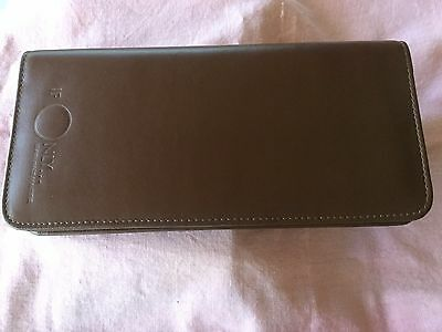 If Only brand new unused genuine leather travel wallet