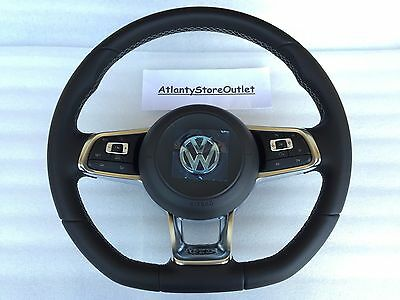 5G VW GTD Steering Wheel With Multifunction Cruise Control MODE CNL (GTI R-Line)
