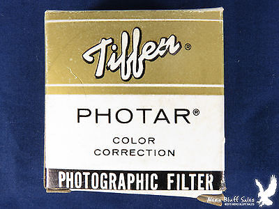 Tiffen Photar Plus 2 Series 6 Close Up + 2 Color Correction Filter